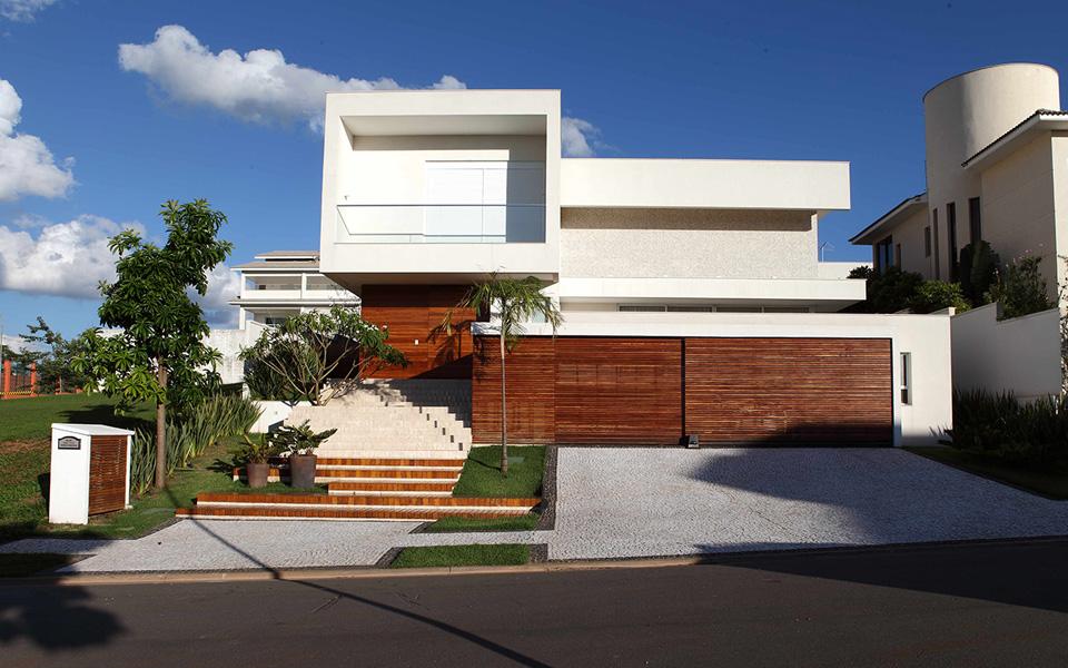 jardim vertical goiania:Casa do Jardim Vertical