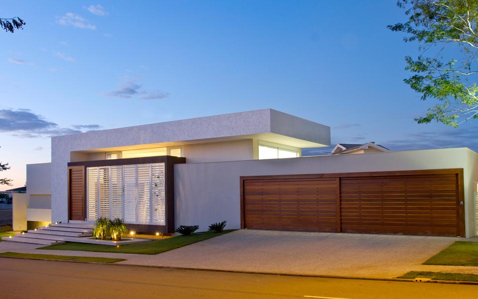 Casa da piscina ana paula e sanderson arquitetura e for Casa moderna piscina