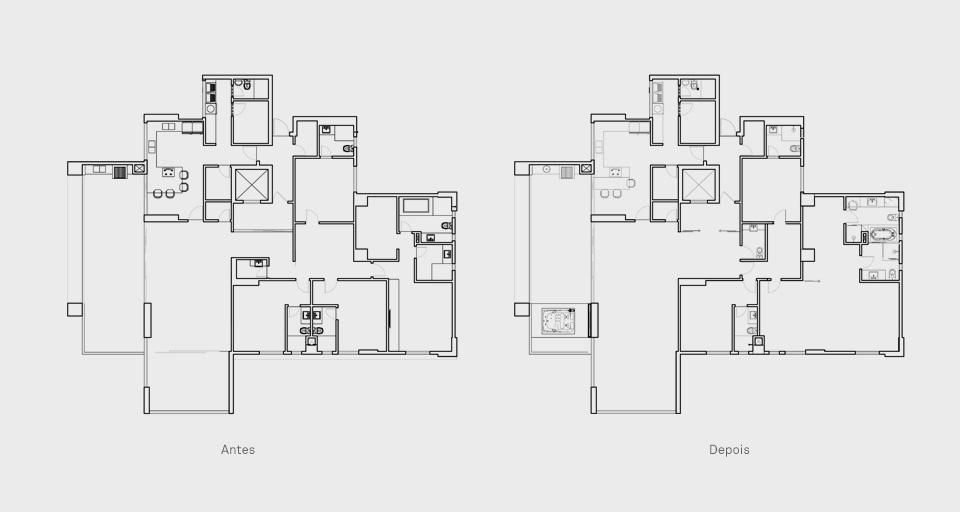Ana Paula e Sanderson / Apartamento Flamboyant